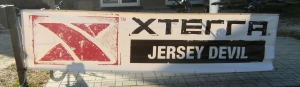 XTERRA Jersey Devil banner
