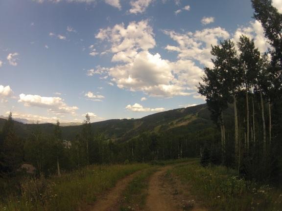 ski slopes abound