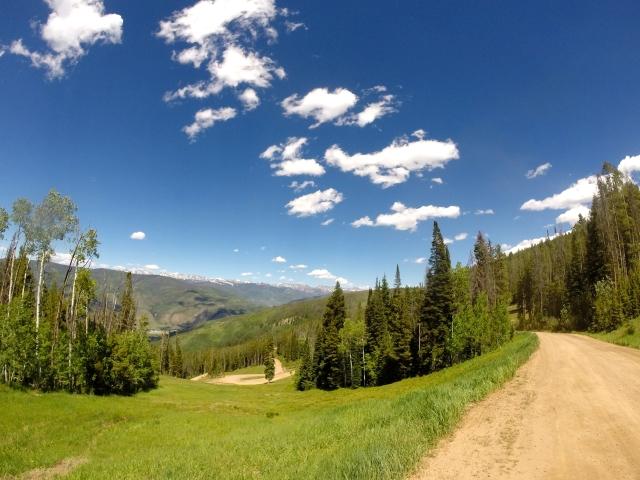 Colorado Altitude Training Beaver Creek Mountain Alex