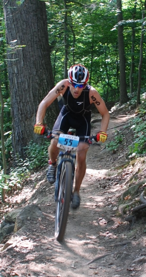 XTERRA RVA Buttermilk Trail Bike Shot
