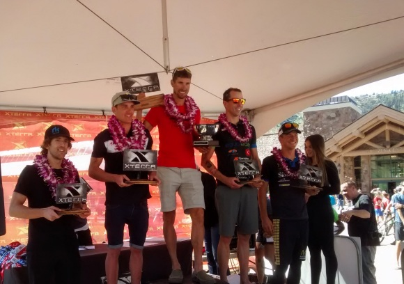 4th at the US Championship and 4th in the US pro tour overall standings, hence the double Leis.